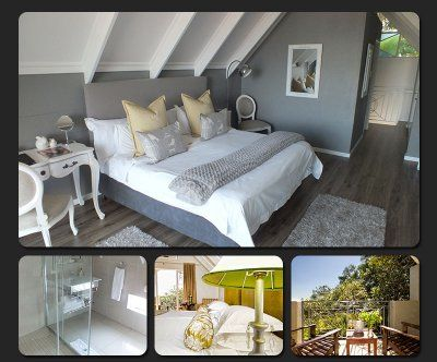 Standard rooms - loft rooms that can be made as either a double bed or twin single beds.