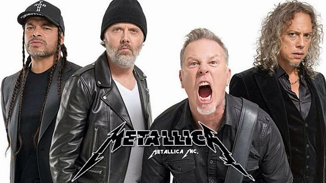 why are they all so beautiful? 😭😭 in other news it's 7:15am and i haven't slept woooo 😂👌🏻 . #metallica #roberttrujillo #larsulrich #jameshetfield #jaymz #papahet #kirkhammett #kork #theripper #metallicafamily #metclub #mff #thrashmetal #metal #thrash #music #bands #metalupyourass
