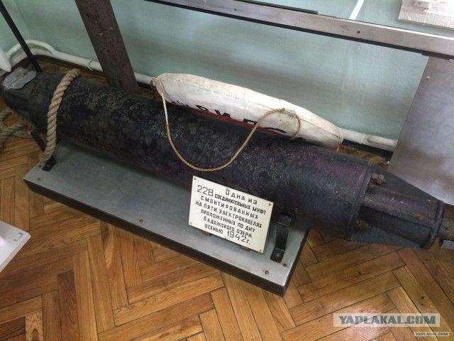 Как прокладывали эл. кабель в блокадный Ленинград