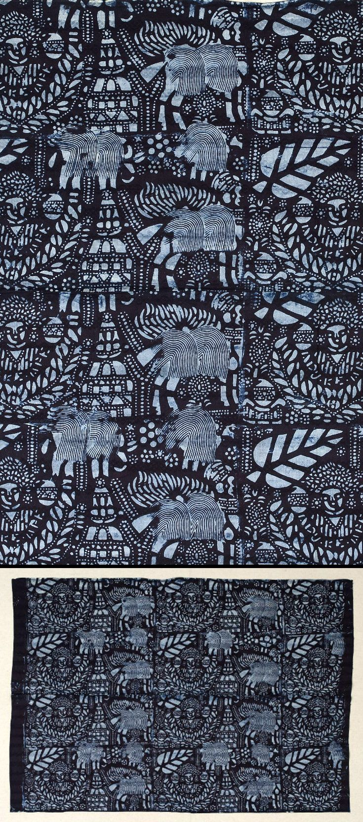 57 Best Images About Adire On Pinterest Textile Art Cotton And Wax