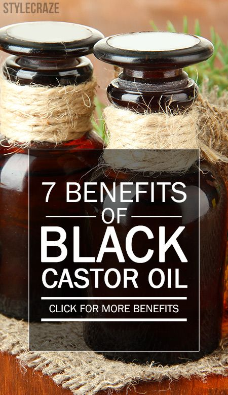 Will add this to my list of things to try.  You would have heard of castor oil and its miraculous benefits, but ever came across the magical ways black castor oil can help you?