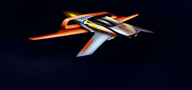 gt 40 starship concept