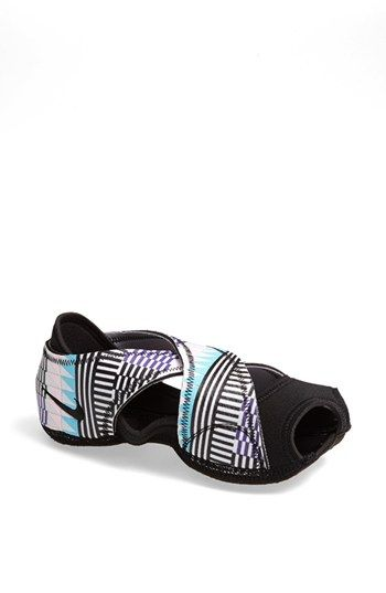 Nike 'Studio Wrap' Yoga Training Shoe (Women) available at #Nordstrom#sweepsentry