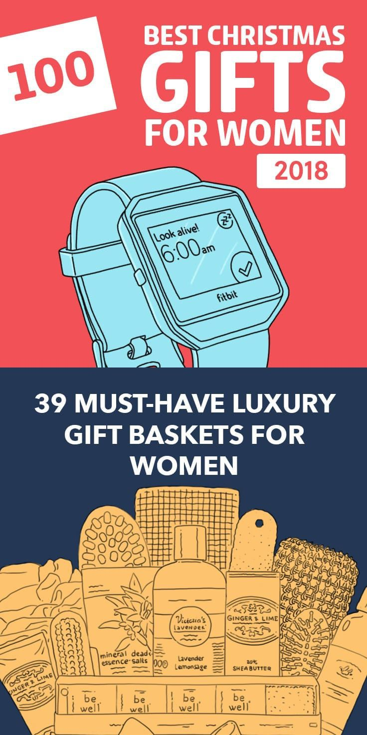 2018 Best Gifts for Her: 215+ Gift Ideas for Women Who Have ...