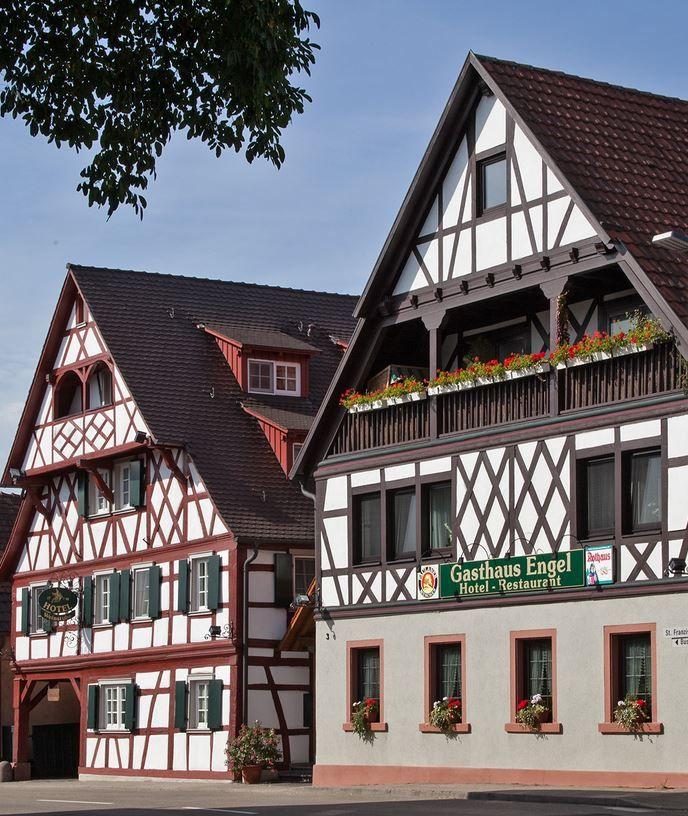 Hotel Engel in Rheinmünster