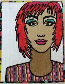 Portrait Quilt