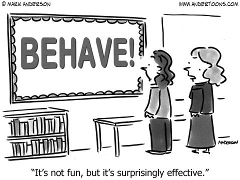 Teacher Cartoon #6389 by Andertoons