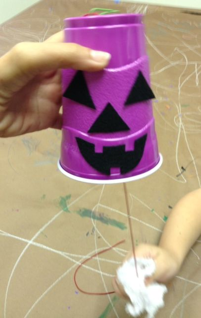 Great science experiment! Making Halloween Lanterns that make LOUD SPOOKY SOUNDS!!! You will be surprised how loud these can be!!! SOOOO FUN!