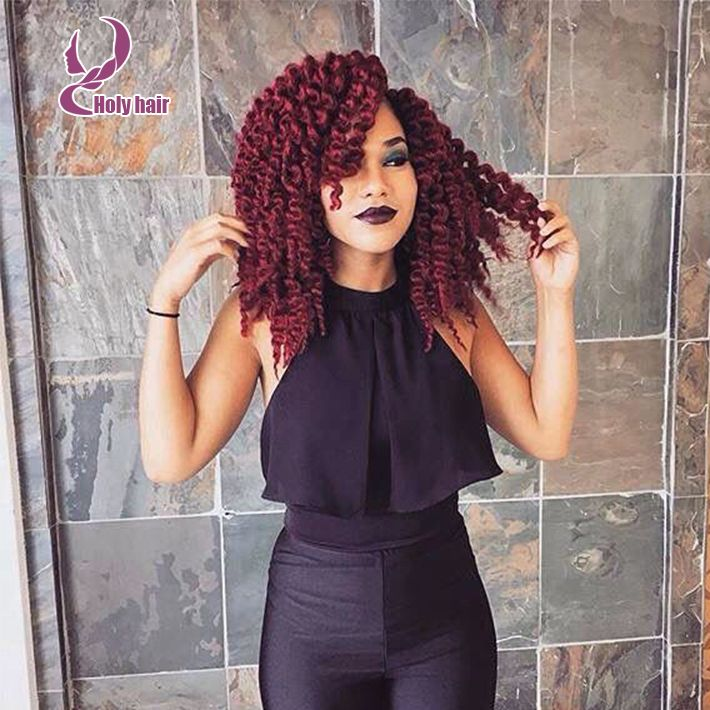 kinky curly red human hair wig  http://www.aliexpress.com/store/1877299