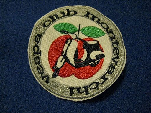 Toppe Vespa Club - Markollection è.......vintage e molto altro.