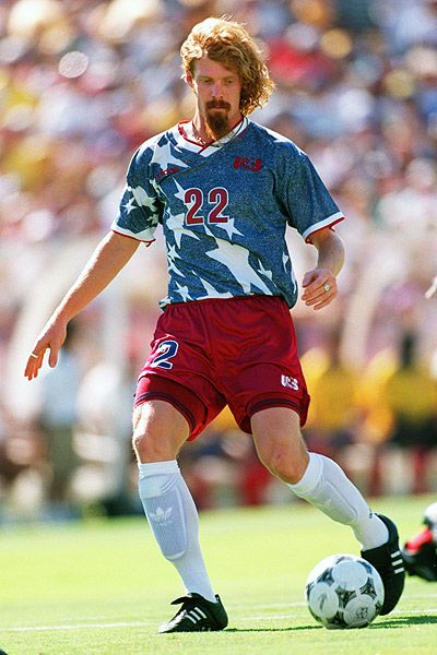 Before Oregon, there was the US National Soccer Team & the DENIM Kit. Many hate it. I love it