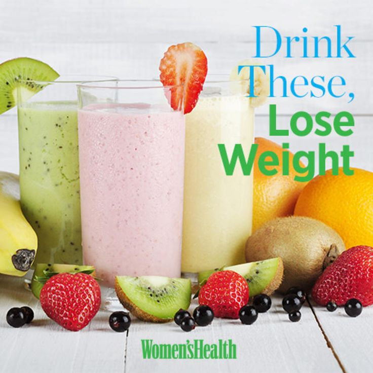 smoothies that promote weight loss