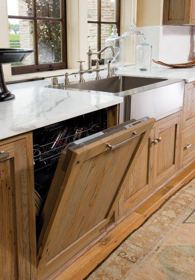 Best Reclaimed Wormy Chestnut Cabinets Nashville Custom 400 x 300