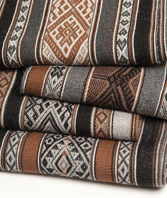 master weavers Peru