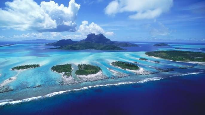beautiful islands