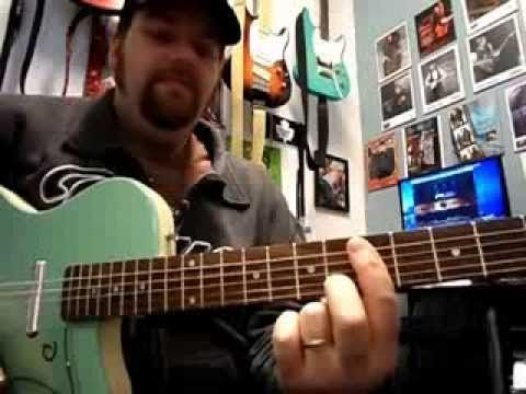 Sugar maroon 5 guitar lesson tutorial (bs-424) beginner and.