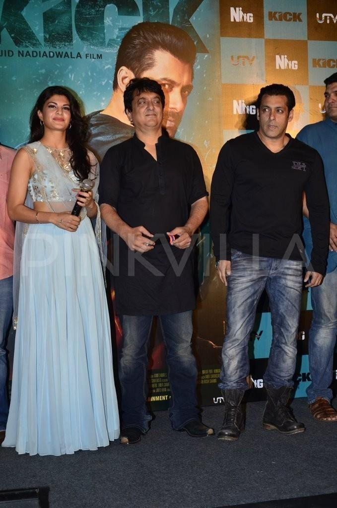 Salman Khan unveils trailer of Kick | PINKVILLA