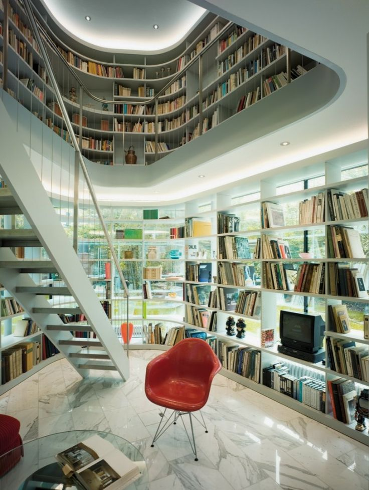 Modern Home Library Design 86 best modern home libraries images on pinterest | bookcases