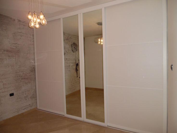 Oltre 25 fantastiche idee su armadio a specchio su for Armadio bianco e specchio
