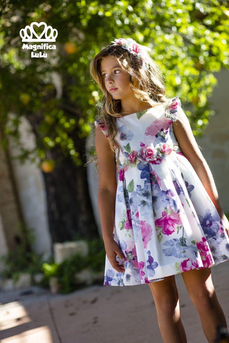 #vestido #ceremonia #arras #flores #tocado #dress