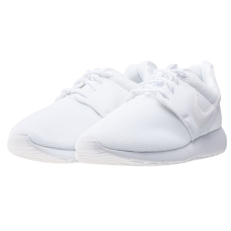 Nike Roshe One Gs Kids Trainers in White White