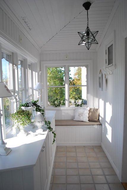 Nice Reading room or sunroom: