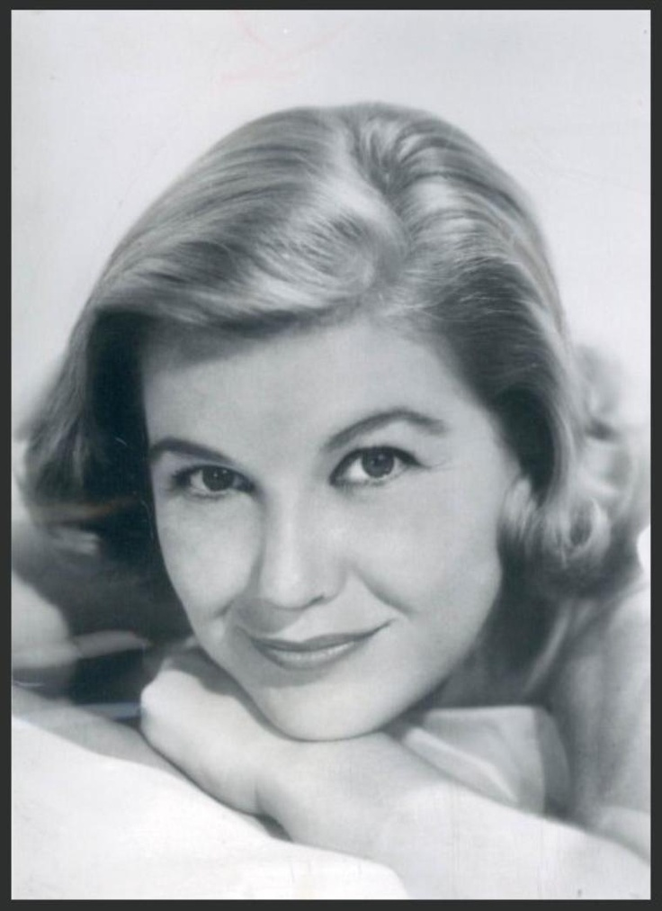 Barbara Bel GEDDES '40-50 (31 Octobre 1922 - 8 Août 2005)-Beautiful (J.R's Mom on Dallas)