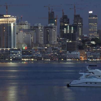 Luanda, Angola - the capital! Independence was achieved in 1975, after a protracted liberation war. After independence, Angola was the scene of an intense civil war from 1975 to 2002.