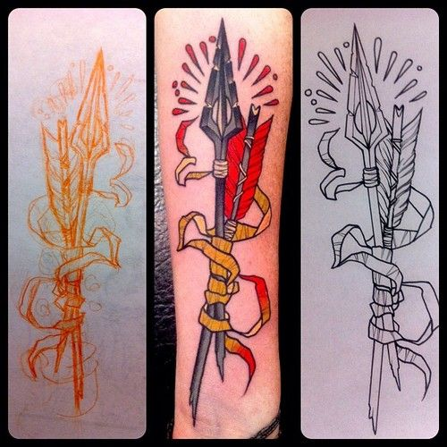 Neo Meaning: 25+ Best Ideas About Indian Arrow Tattoo On Pinterest