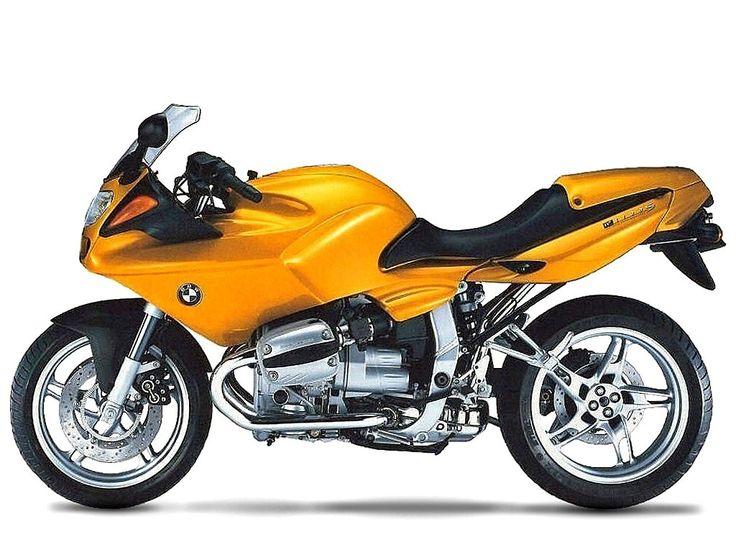 bmw R1100s | BMW R1100S (1998)