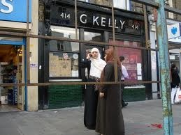 G Kelly for pie and mash on Bethnal Green Road. With its origins in 18th this is a cockney classic. Don't worry the pies don't have eels in as standard anymore http://bit.ly/HyGAqX.