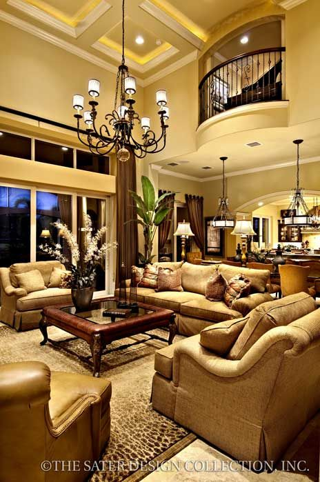145 best Living/Great Rooms with Style - The Sater Design ...