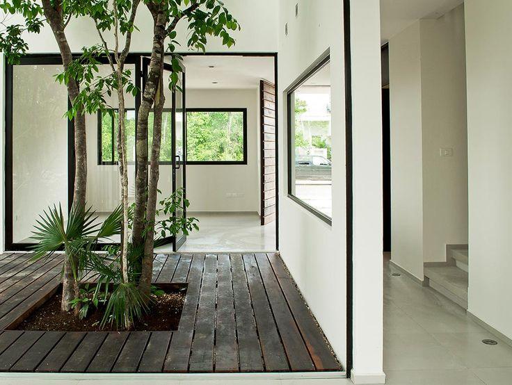 warm architects / casa w41, cancún méxico