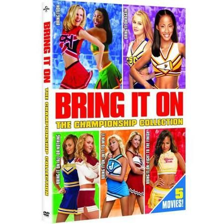 Bring It On: The Championship Collection: Bring It On / Bring It On Again / Bring It On: All Or Nothing / Bring It On: In It To Win It / Bring It On: Fight To The Finish