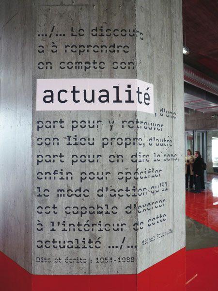Médiathèque André Malraux Strasbourg by intégral Ruedi Baur Paris