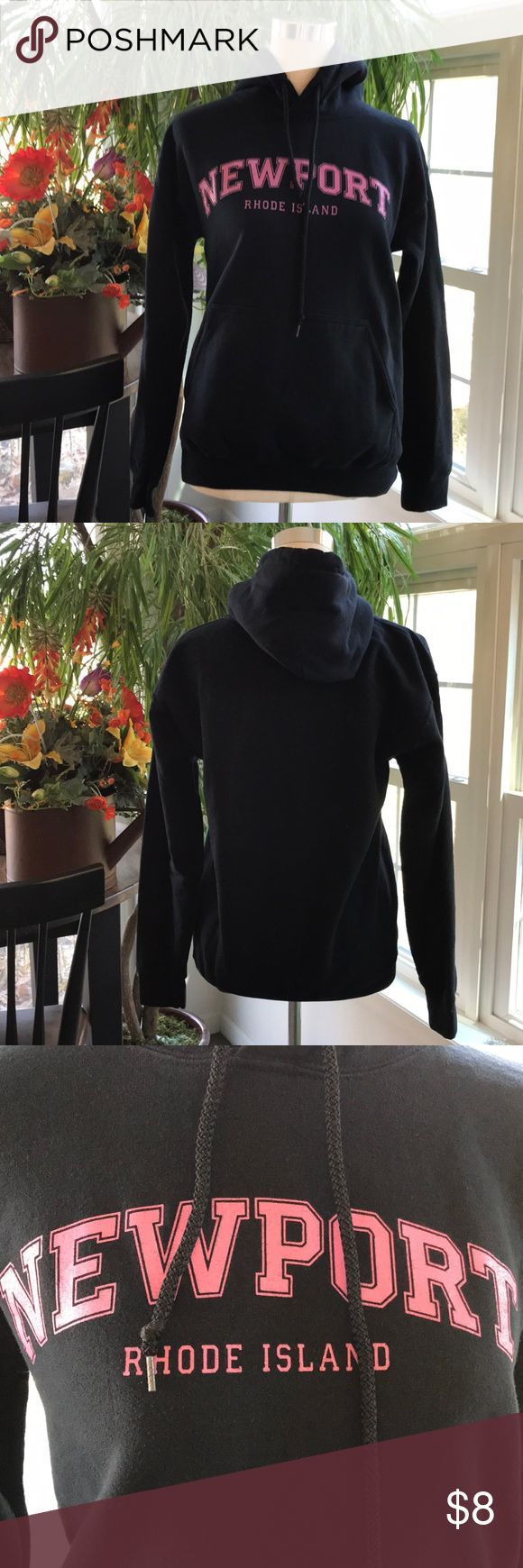 Newport Rhode Island Sweatshirt Newport Rhode Island Sweatshirt  Size Small  Good Used Condition with some wear and pilling, please see photos  Smoke-free home Gildan Tops Sweatshirts & Hoodies