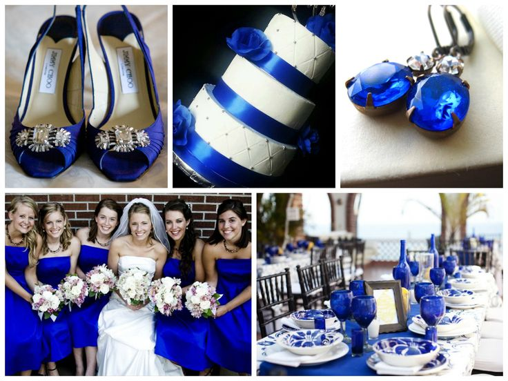 wedding ideas royal blue and silver royal blue wedding inspiration fall winter wedding ideas 27917
