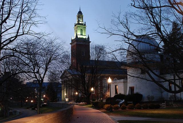Swasey Chapel, Denison University  Granville, Ohio