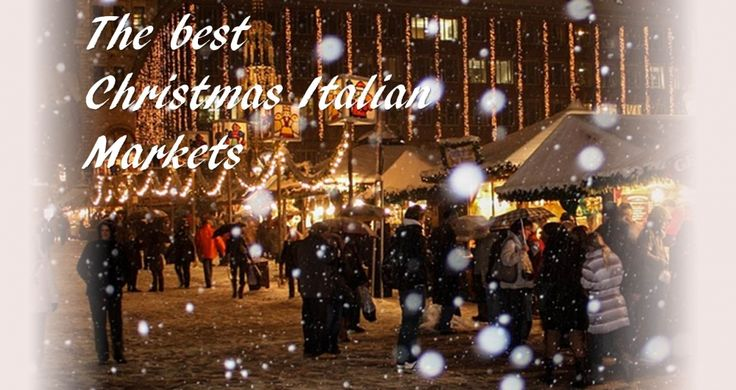 The most beautiful Christmas Street Markets in Italy: where they are and when they start  http://www.bluorange.it/en/not-only-beauty/the-most-beautiful-christmas-street-markets-in-italy-where-they-are-and-when-they-start #notonlybeauty #bluorange #blog #christmas #christmas2014 #christmasmarkets #beauty #hair