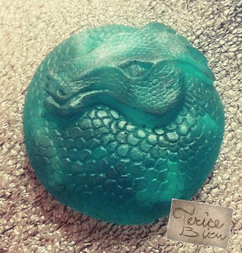 Drak-originální mýdlo