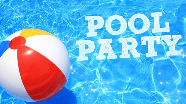 How to host a killer pool party! #partyplanning #poolparty #summerfun