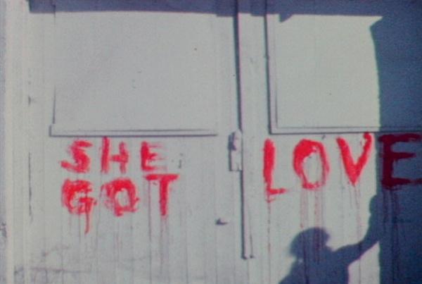 Ana Mendieta. She got love