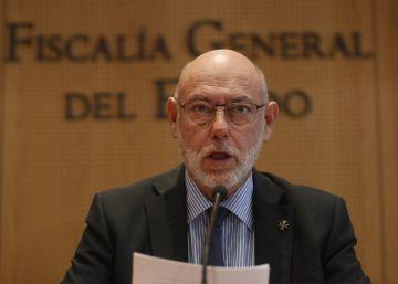 El fiscal general Maza hospitalizado en Buenos Aires por una infección