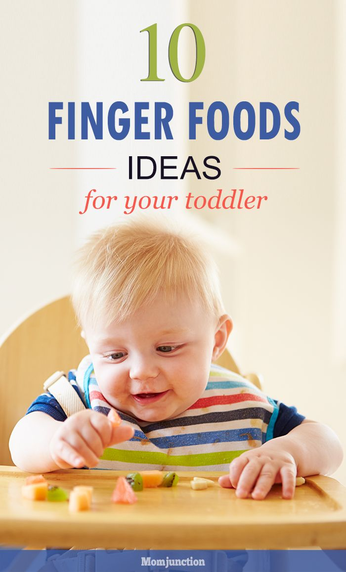 Are you planning to introduce your toddler to healthy snacks? Unsure what finger foods to feed him? Check 10 of the best and yummy finger foods for toddlers