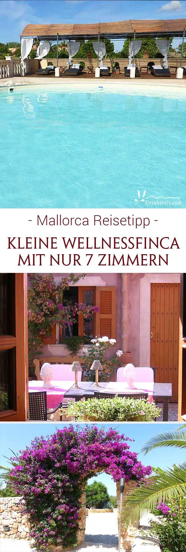 50 best Wellnesshotels Mallorca - gemütliche Hotels mit SPA für ...