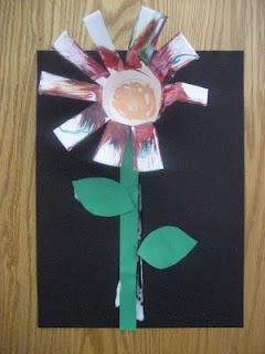 Paper Cup Flower