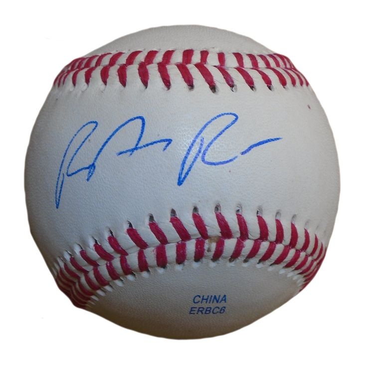 Texas Rangers Ryan Rua signed Rawlings ROLB leather baseball w/ proof photo.  Proof photo of Ryan signing will be included with your purchase along with a COA issued from Southwestconnection-Memorabilia, guaranteeing the item to pass authentication services from PSA/DNA or JSA. Free USPS shipping. www.AutographedwithProof.com is your one stop for autographed collectibles from Dallas Sports teams. Check back with us often, as we are always obtaining new items.