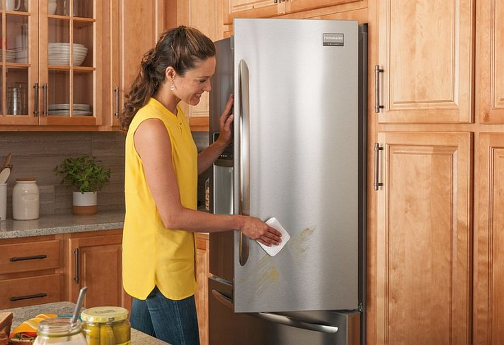 Smudge proof stainless steel appliances for the modern kitchen How To Clean Stainless Steel For A Sparkling Kitchen