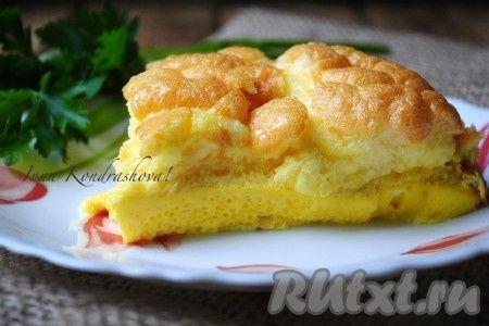Рецепт яичной драчёны
