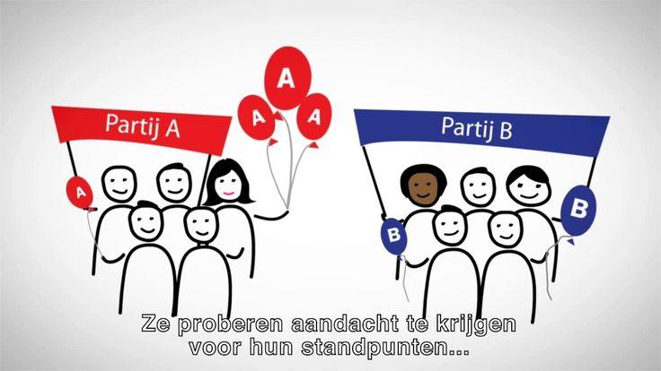 Uitleg over Tweede Kamer en verkiezingen